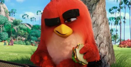 Lanzan nuevo trailer de la película de <em>Angry Birds</em>