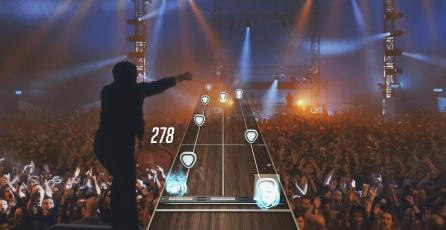 Premiere de video de Def Leppard será en <em>Guitar Hero Live</em>