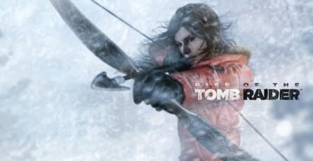 Nvidia lanza trailer técnico de <em>Rise of the Tomb Raider </em>