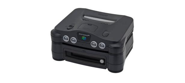 Project64 ahora emula juegos del Nintendo 64 Disk Drive