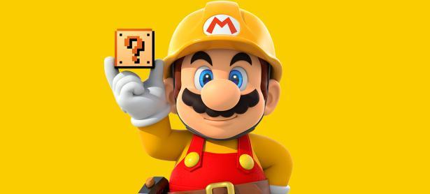 Servicio en línea de <em>Super Mario Maker</em> está en mantenimiento