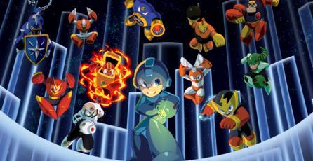 Muestran edición especial de <em>Mega Man Legacy Collection</em>