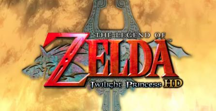 Revelan nuevo trailer de <em>The Legend of Zelda: Twilight Princess HD</em>