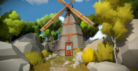 <em>The Witness</em> vendió en una semana más que <em>Braid</em> en un año