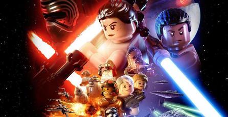Primer trailer: <em>LEGO Star Wars: El Despertar de la Fuerza</em>
