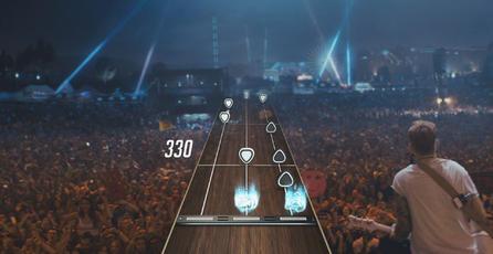 <em>Guitar Hero Live</em> añadirá una de sus canciones más difíciles