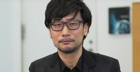 Kojima y del Toro se presentarán en DICE Summit 2016
