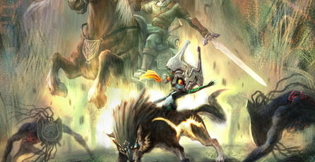 Anuncian manga de <em>The Legend of Zelda: Twilight Princess</em>