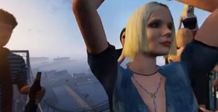 Publican Machinima de <em>GTA V</em> en 360°