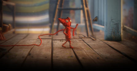 EXCLUSIVA: El primer nivel de <em>Unravel</em>