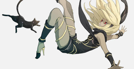 <em>Gravity Rush Remastered</em>