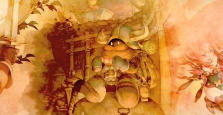 Ya está disponible el remake de <em>Final Fantasy Adventure</em>