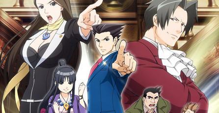 Anime de <em>Ace Attorney</em> ya tiene fecha de lanzamiento