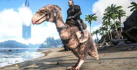 Agregan ave del terror a <em>ARK: Survival Evolved</em>