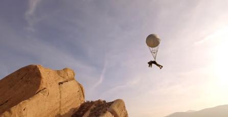 Metal Gear Balloon, un viaje inesperado