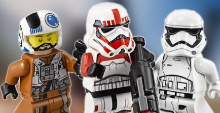 <em>LEGO Star Wars: The Force Awakens</em> expandirá el universo