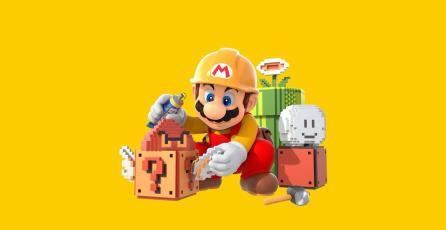 Este nivel de <em>Super Mario Maker</em> es una calculadora funcional