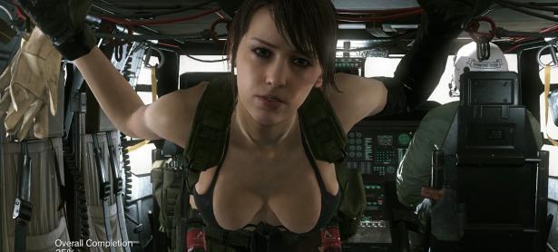 Detallan contenidos de la expansión de <em>Metal Gear Solid V</em>