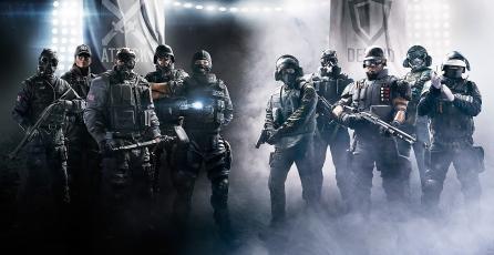 Anuncian liga profesional de <em>Rainbow Six Siege</em>