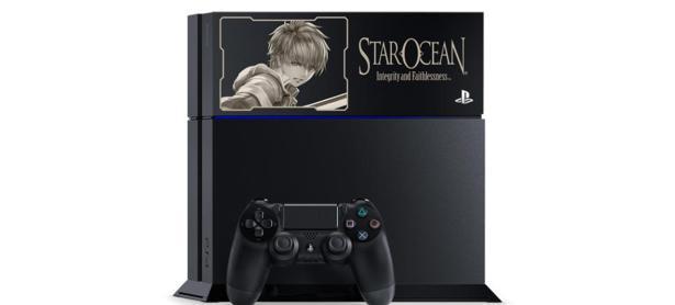 Conoce las consolas PS4 edición especial de <em>Star Ocean 5</em>