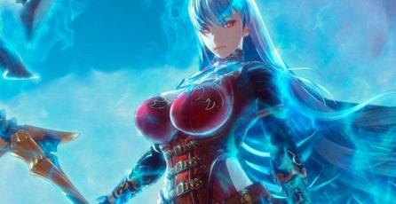 Muestran gameplay del demo de <em>Valkyria: Azure Revolution</em>