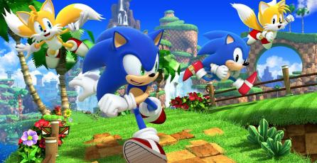 Película de <em>Sonic the Hedgehog</em> llegará en 2018