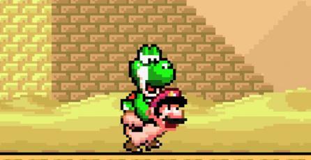 ¿Qué pasaría si Yoshi se cansara de los abusos de Mario?