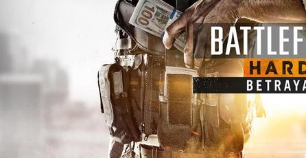 El último DLC para <em>Battlefield Hardline</em> incluirá una espada