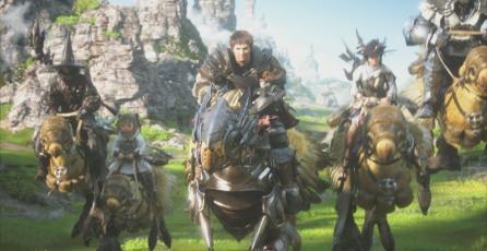 Da un vistazo al nuevo contenido de <em>Final Fantasy XIV</em>