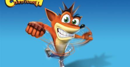 Compañía de juguetes menciona regreso de <em>Crash Bandicoot</em>