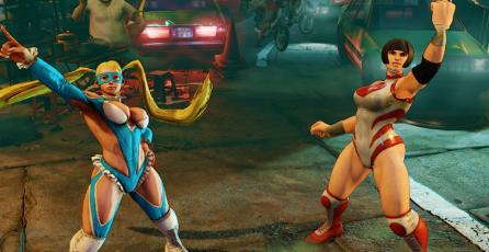 <em>Street Fighter V</em>: Comparaciones gráficas entre Playstation 4 y PC