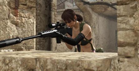 Dan detalles de la nueva actualización para <em>Metal Gear Online</em>