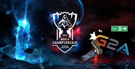 <em>League of Legends</em>: SK Gaming establece alianza con G2A