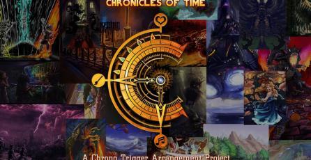 Fans lanzan enorme álbum de arreglos de <em>Chrono Trigger</em> para caridad