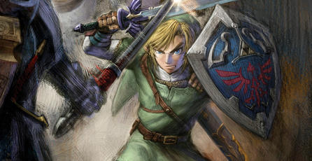 Precarga de <em>The Legend of Zelda: Twilight Princess HD</em> ya está disponible