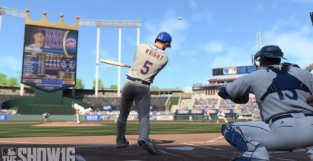 Conoce las nuevas capturas de <em>MLB The Show 16</em>