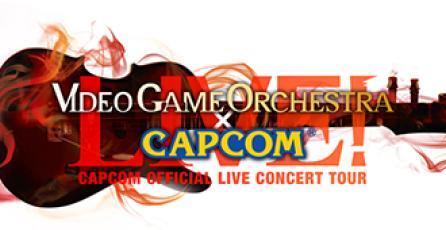 Anuncian conciertos basados en videojuegos de Capcom