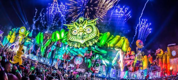 LEVEL UP te invita a Electric Daisy Carnival