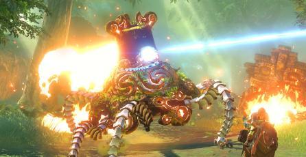 Reporte: Nuevo <em>The Legend of Zelda</em> llegaría a Nintendo NX
