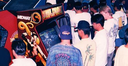 Descubren menú escondido en los<em> Mortal Kombat </em>de arcade