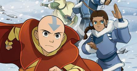 <em>Avatar: The Last Airbender</em> continuará su historia mediante novela gráfica
