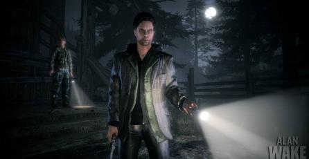 Aparece <em>Alan Wake's Return</em> como marca registrada