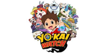 Ya está disponible <em>Yo-Kai Watch</em> en lenguaje español