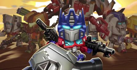 Anuncian el cierre de <em>Transformers Battle Tactics</em>