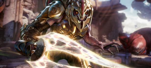 Conoce las habilidades del Arbiter en <em>Killer Instinct</em>