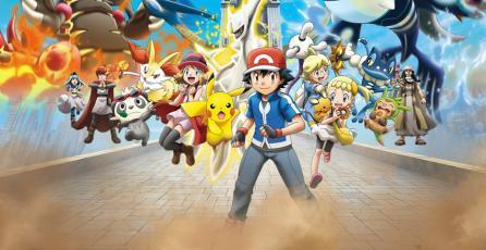Mira el maratón de <em>Pokémon</em> en Twitch