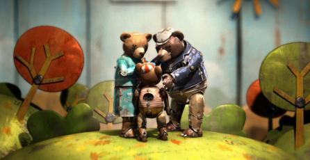 Oscars 2016: Producción chilena <em>Bear Story</em> gana Mejor Corto Animado