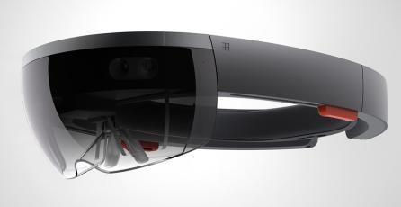 El HoloLens Developer Edition pack viene con nuevo Conker y otros dos mini juegos