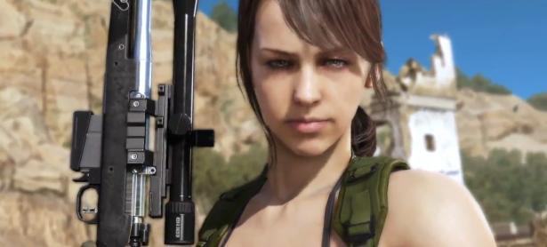 DLC de <em>Metal Gear Solid V Online</em> llegará el 15 de marzo