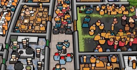 <em>Prison Architect</em> llega al programa Xbox Game Preview